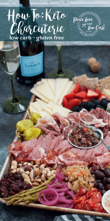 If you are looking for ideas and inspiration for keto snacks or low carb appetizers, then this Epic Keto Charcuterie Board is for you.