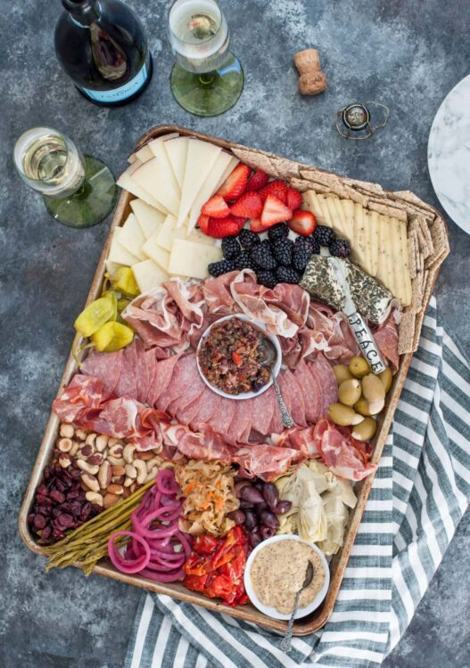 How To Build An Epic Keto Charcuterie Board Peace Love And Low Carb