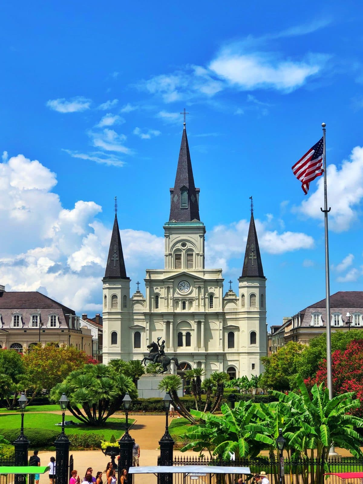 Jackson Square - New Orleans | Peace Love and Low Carb