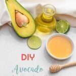 DIY - Avocado Hair Mask with Essential Oils | Peace Love and Low Carb