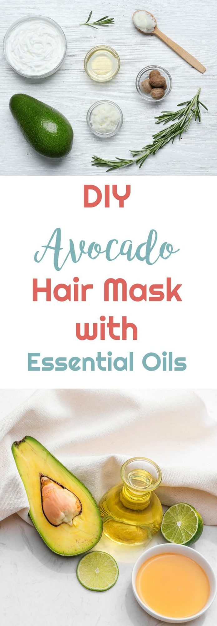 Diy Avocado Hair Mask Peace Love And Low Carb