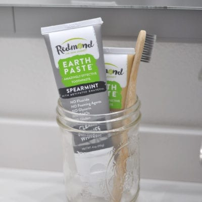 Redmond Earthpaste - Non-toxic Toothpaste | Peace Love and Low Carb