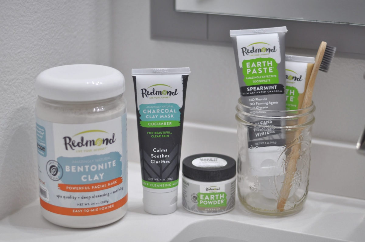 Redmond Non-Toxic Personal Care Products