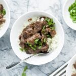 Keto Mongolian Beef | Peace Love and Low Carb