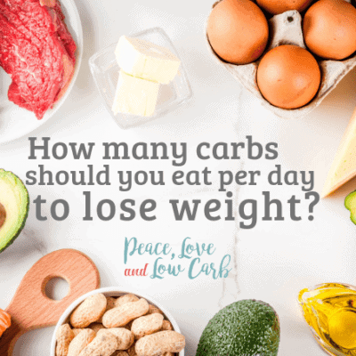 Reducing the amount of carbohydrates in your diet is one of the best ways to lose weight. But how many carbs should you eat per day?