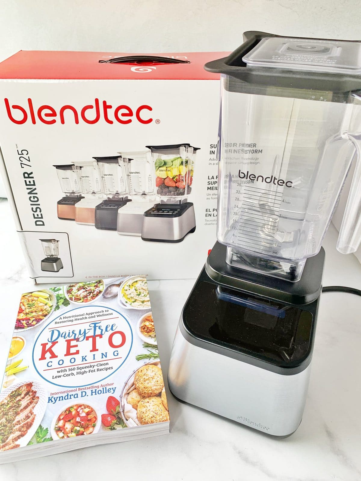 Dairy Free Keto Cooking GIVEAWAY Extravaganza - 11 Weeks of giveaways for the launch of my new book. Week 10 - Blendtec