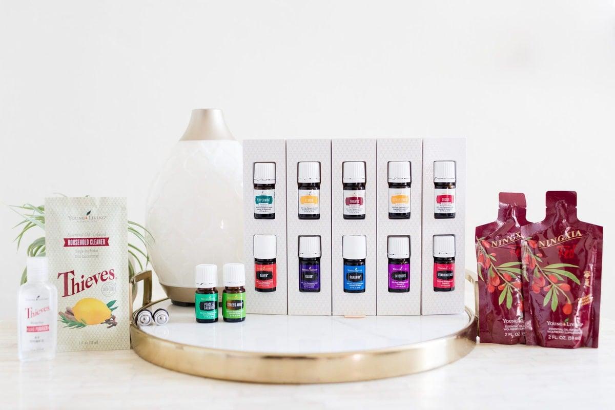 Essential Oils   Kyndra Holley