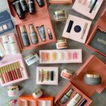 Beautycounter jellies - Starlight Eye Shadow Palette - Fresh Faced Trio - Rosewood Lip Trio - Mini Lip Gloss Vault - Glow Getters Trio - Counter+ Skin Care Favorites - Glow & Go Mini Oils