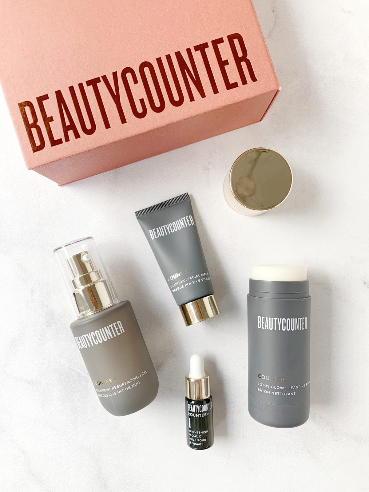 2019 Beautycounter Holiday Collection - Counter+ Skincare Favorites