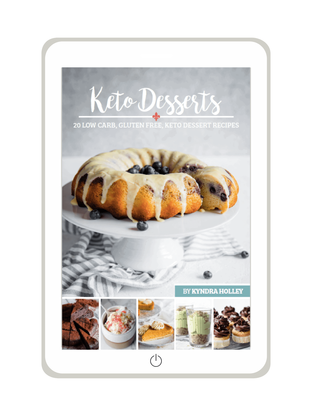 Keto Desserts eBook | Peace Love and Low Carb
